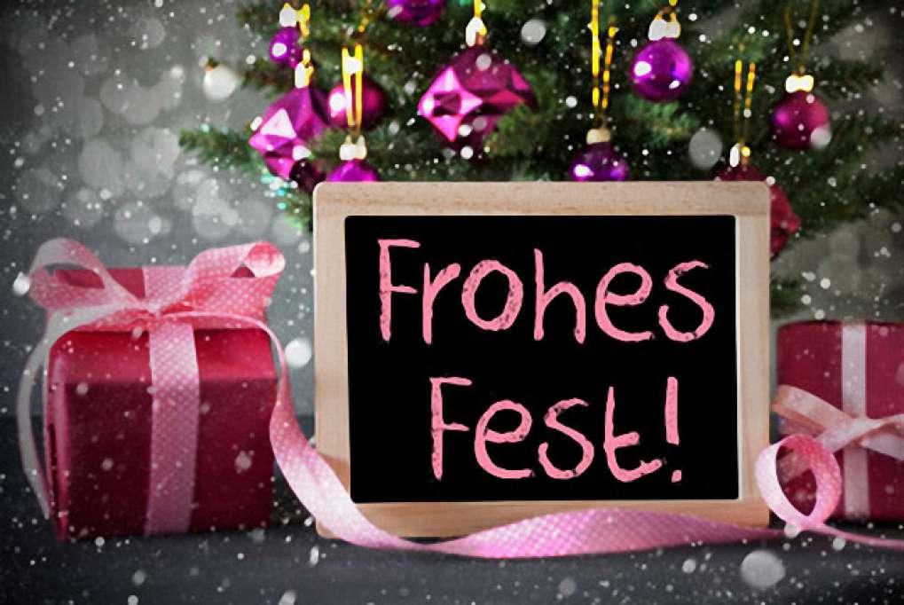 Weihnachtsbaum-Gutschein oder als Geschenk!